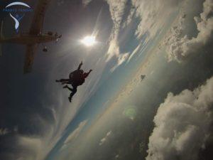 Hauteur saut parachute
